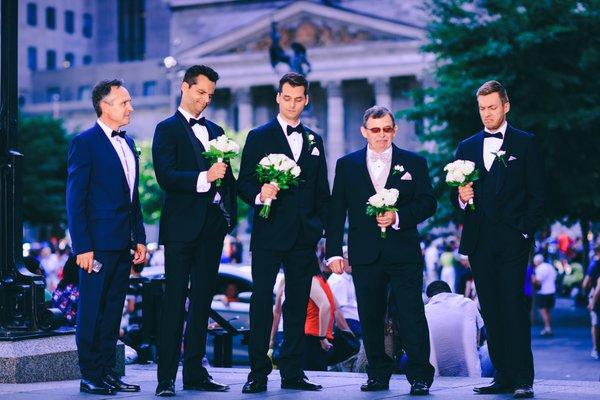 Wedding example