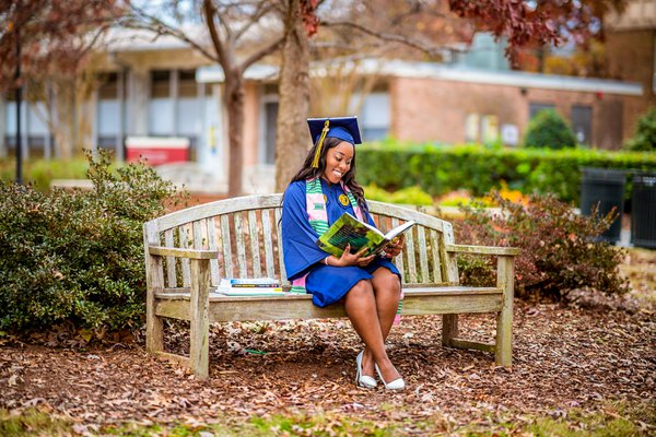 Graduation featured sample  in Greensboro
