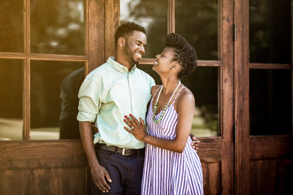 Engagement featured sample  in Knoxville