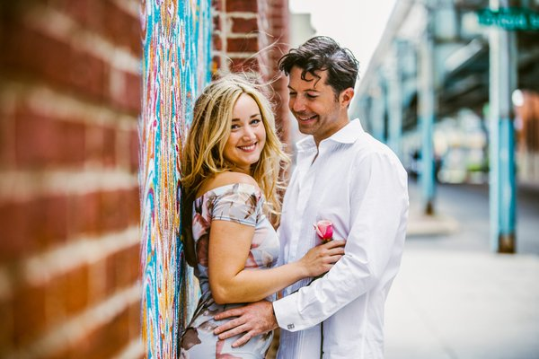 Engagement featured sample  in Nashville