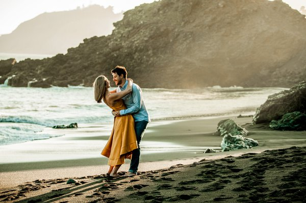 Engagement featured sample  in San Luis Obispo