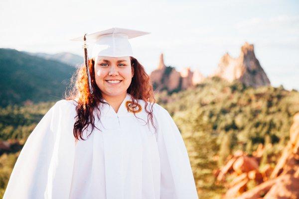 Graduation example