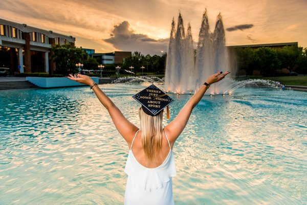 Graduation featured sample  in Baton Rouge
