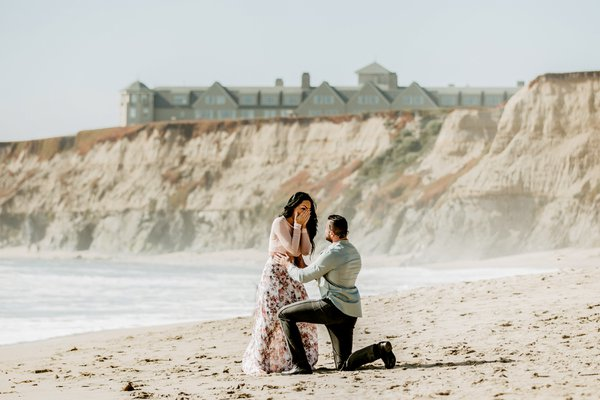 Engagement featured sample  in Monterey