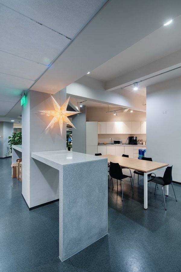 Team & Office example